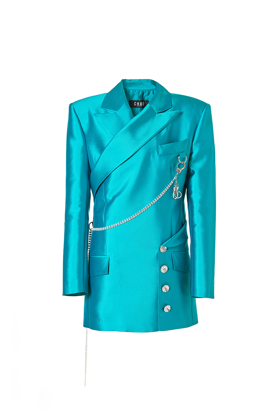 [Runway_Pre-order/Order Made] 360 wrap tailored jacket
