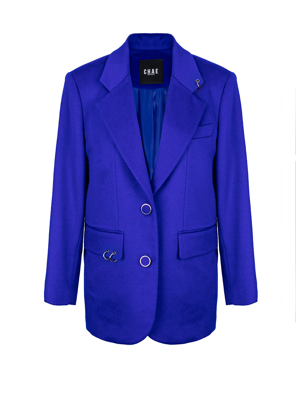 Back to classic tailored jacket [Cobalt Blue]